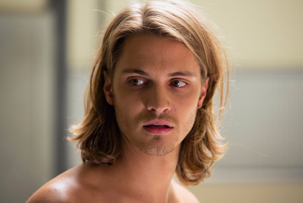 Luke Grimes as James in True Blood