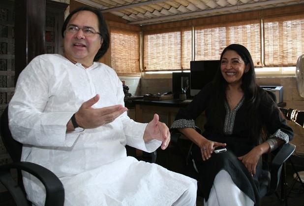Deepti Naval & Farooq Sheikh