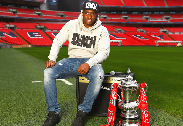 The FA Cup Anthem soundtrack competition:  Lethal Bizzle