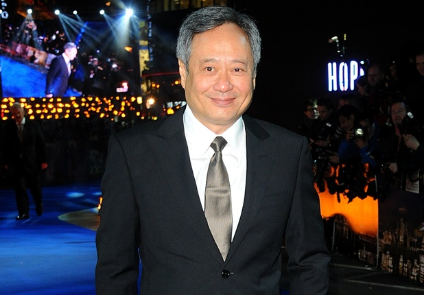 Ang Lee arriving for the premiere of Life of Pi at the Empire Leicester Square, London.