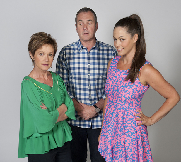 Neighbours - Nicola Charles return