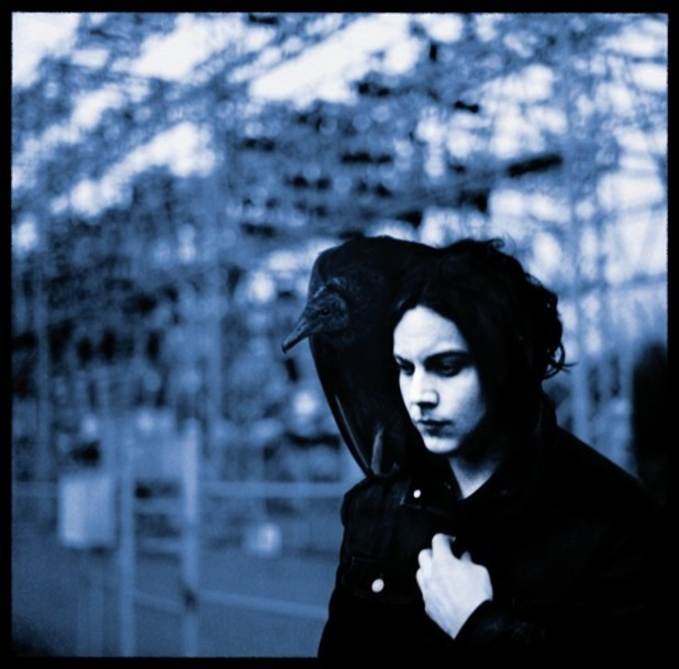 Jack White 'Blunderbuss' artwork.