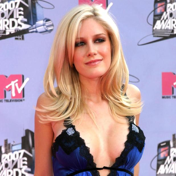 The Hills' Heidi Montag at MTV Movie Awards 2007