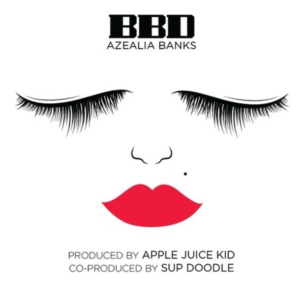 Azealia Banks 'BBD' artwork