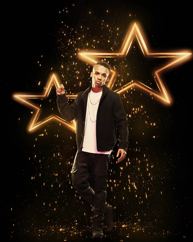 Aston Merrygold promo shot for Got to Dance