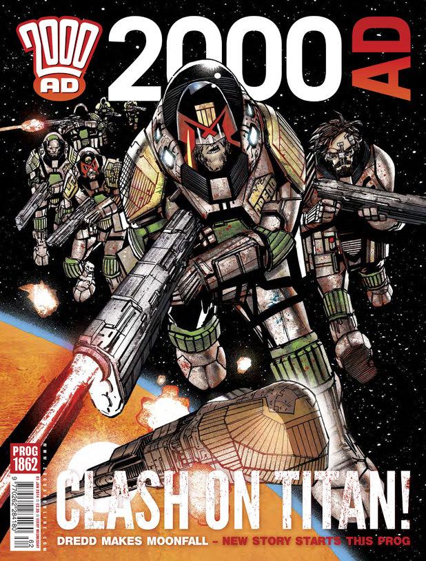 2000 AD Prog 1862 cover