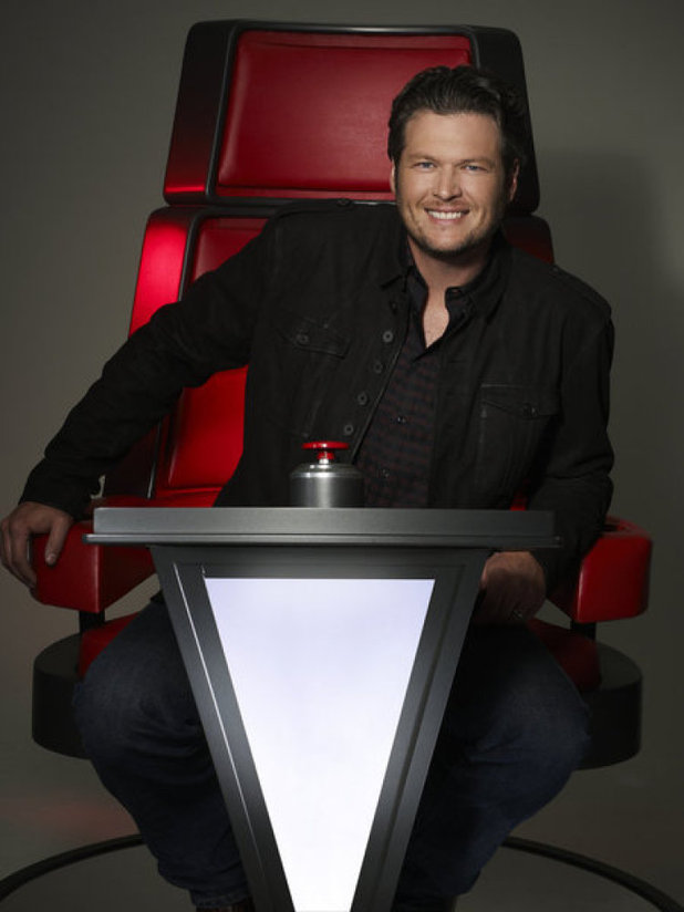 The Voice Season 4: Blake Shelton