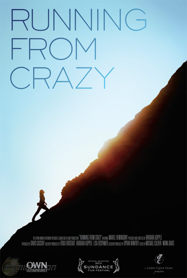 'Running From Crazy' poster