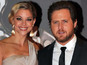 AJ Buckley's fiancée is expected to give birth early next year, says his publicist.