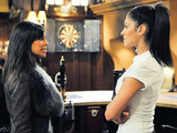 6452: Sparks fly when Priya and Alicia antagonise each other and Alicia squares up to her spoiling for a fight