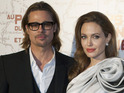 LA police descended on home after panic alarm went off at Jolie-Pitt home.