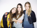 Este Haim, who has diabetes, says her arms went numb during performance.