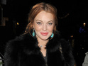 Lindsay Lohan will attend Scary Movie 5  red carpet premiere.