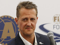 "Michael Schumacher's manager warns against ""speculative"" reports about his condition."