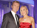 The Dancing on Ice pair apparently admitted to having a fling.