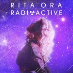 Rita Ora 'Radioactive' single artwork.