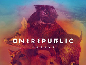 OneRepublic 'Native' album artwork.