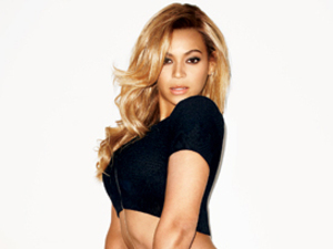Beyoncé in US GQ, Feb 2013.