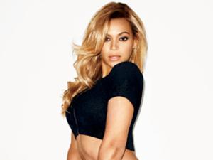 Beyoncé in US GQ, Feb 2013.