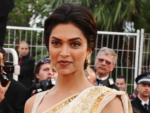 Deepika Padukone arrives for the Tournee screening at the Palais de Festival during the 63rd Cannes Film Festival, France. Picture date: Thursday May 13, 2010.