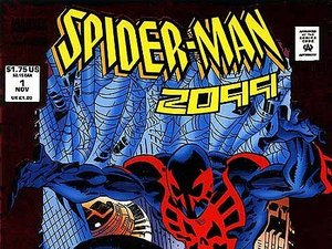 'Spider-Man 2099' cover