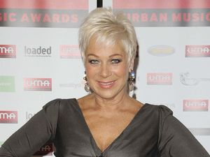 Denise Welch at the Urban Music awards