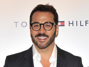 London Collections: Men - Tommy Hilfiger and Esquire - party held at The Zetter Townhouse - Arrivals Featuring: Jeremy Piven Where: London, United Kingdom When: 07 Jan 2013