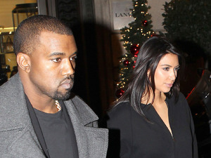 Kim Kardashian and Kanye West out and about in ParisFeaturing: Kim Kardashian, Kanye West Where: Paris, France When: 08 Jan 2013 Credit: WENN.com**Only Available for publication in the UK and USA**