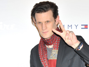 London Collections: Men - Tommy Hilfiger and Esquire - party held at The Zetter Townhouse - Arrivals Featuring: Matt Smith Where: London, United Kingdom When: 07 Jan 2013