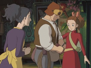 Arrietty (2010)