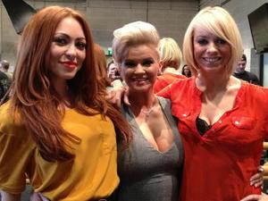 Atomic Kitten pose together for The Big Reunion