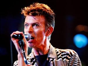 David Bowie, Birmingham NEC Arena - 1995