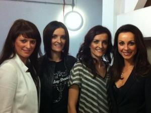 B*Witched post a reunion photo after 12 years on Twitter