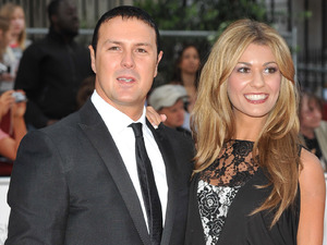 Paddy McGuinness and Christine Martin 2011 Philips British Academy Television Awards (BAFTAs) held at the Grosvenor House - Arrivals London, England - 22.05.11 Mandatory Credit: WENN.com