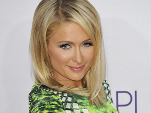39th Annual People's Choice Awards at Nokia Theatre L.A. Live - Arrivals Featuring: Paris Hilton Where: Los Angeles, California, United States When: 09 Jan 2013 Credit: Apega/WENN.com