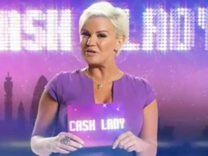 Kerry Katona becomes face of pay day loans company.