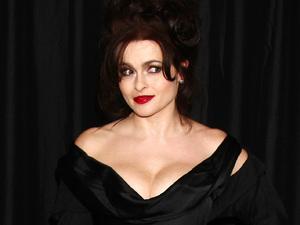 Helena Bonham Carter attends The 2013 LA Film Critics Awards at InterContinental Hotel