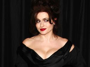 Helena Bonham Carter attends The 2013 LA Film Critics Awards at InterContinental Hotel