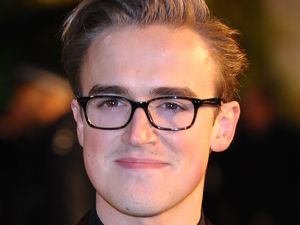 McFly's Tom Fletcher at a premier