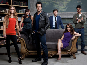 'Primeval: New World' cast shot