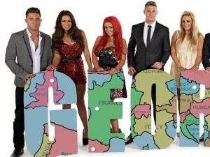 Geordie Shore series 5 sees the cast go to Europe