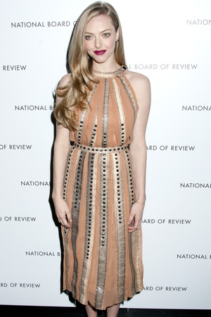 The 2013 National Board of Review Awards Gala - Outside Arrivals Featuring: Amanda Seyfried When: 07 Jan 2013 Credit: WENN.com