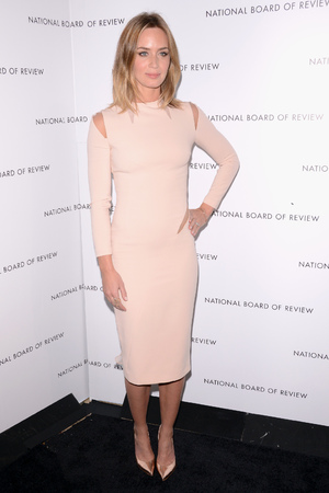 The 2013 National Board of Review Awards Gala - Arrivals Featuring: Emily Blunt Where: New York City, United States When: 08 Jan 2013