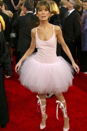Lara Flynn Boyle, Golden Globes 2003