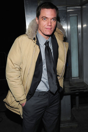 2012 New York Film Critics Circle Awards at Crimson - Outside Arrivals Featuring: Michael Shannon Where: New York, United States When: 07 Jan 2013