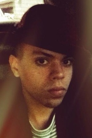 Diana Ross's son/Rita Ora's rumoured boyfriend Evan Ross.