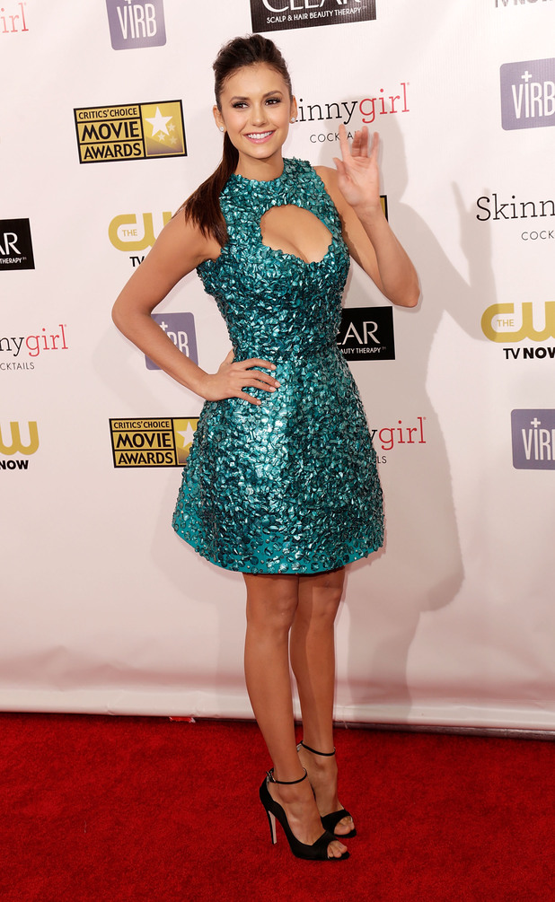 18th Annual Critics' Choice Movie Awards - Red carpet gallery