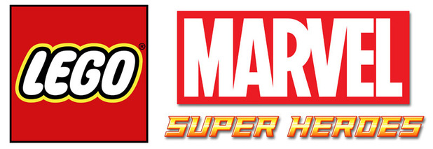 'Lego: Marvel Super Heroes' logo