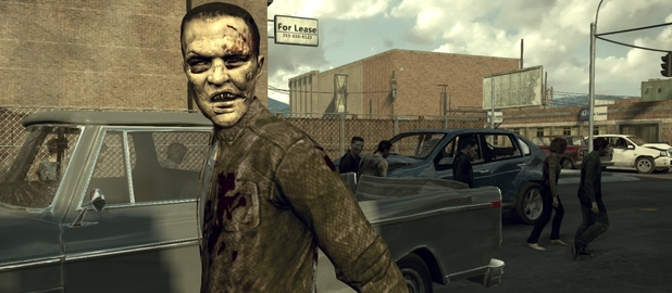 &#39;The Walking Dead: Survival Instinct&#39; screenshot