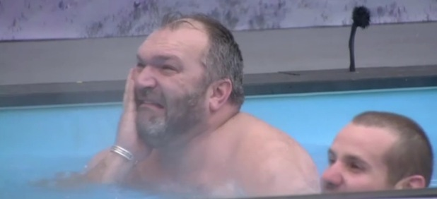 Neil Ruddock reacts to Rylan
